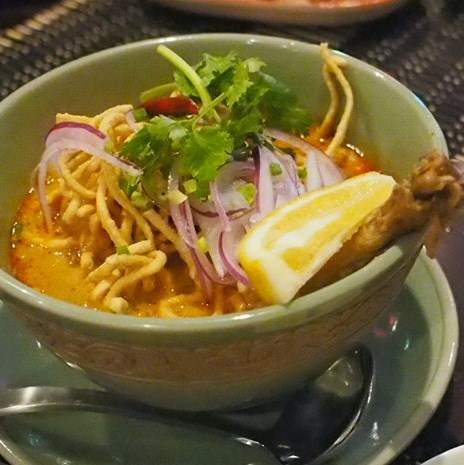 タイ・アヨタヤ・レストラン - カオソイ