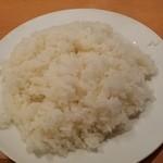 Sutekinokuishimbo - セットのライス