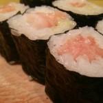 トキワ寿司はなれ - トロ鉄火480円