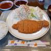 とんかつ信 - 料理写真:ロース豚カツ定食