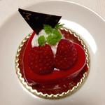 38265843 - きれいなケーキです