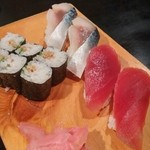 人生再生酒場 - お寿司