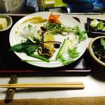 玄米ハウス ひろ作 - ランチ   野菜