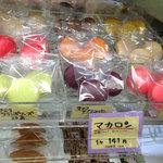 和菓子 なごし -