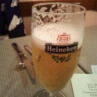 プルミエ-ハイネケン生ビール