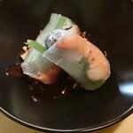 サイゴン・レストラン - 生春巻き(ランチ)