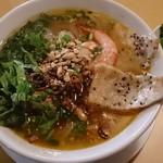 サイゴン・レストラン - ベトナムの中部ワンフォー(ランチ)