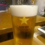 あべちゃん - 生ビール