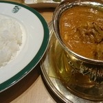 Manna - 薬味とチャツネとライスとカリー