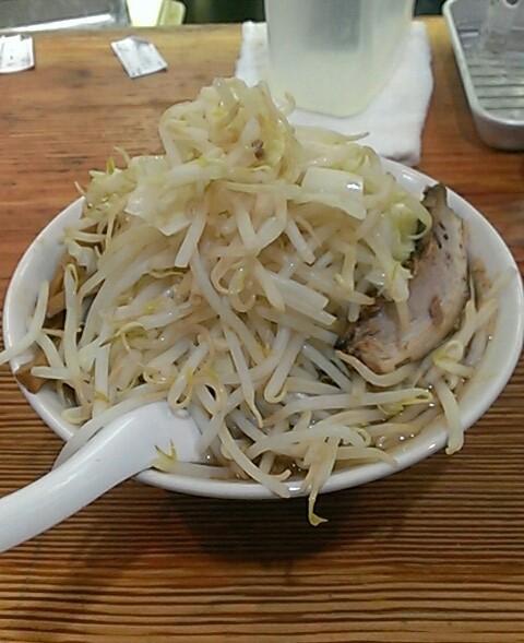 ら・けいこ - らーめん(野菜増し)♪