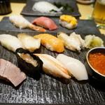おたる政寿司 - 匠・・ネタはいいんだけど・・