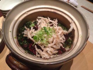 木古里 - 釜焚きご飯