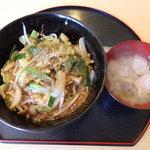 勿忘草 - 料理写真:2015.5 麻婆丼