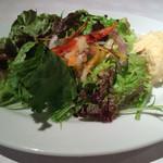 CICCI - ランチのサラダ