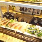 38277631 - 瀬戸内鮮魚のカルパッチョ(2015年5月)
