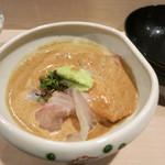 銀座 あさみ - 鯛茶漬け 鯛部分