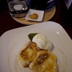ムサシマルカフェ - ハニーバターフレンチトースト