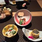 温宿 三河屋 - 料理写真: