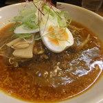 38280505 - 味噌カレーラーメン 【 2011年12月 】