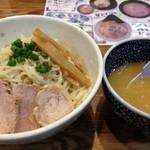 めんごころ なつ - 鯛しおつけ麺