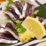 鯛や - ホータレ(イワシ)