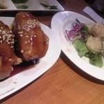 Haruka - 酢豚とエビマヨ♪