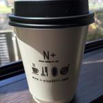 エヌプラスコーヒー - カップ