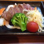 丘星 - 山形牛サーロイン定食