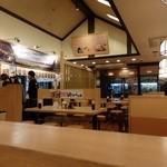 金比羅製麺 - 店内②