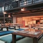 先斗町 京料理 富美家 - 五月一日から床やっているそうです。 ( ´ ▽ ` )