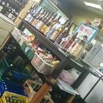 なにわや - 【内観】駄菓子、缶詰色々有ります!