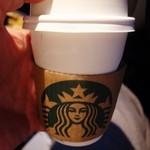 スターバックス・コーヒー - 抹茶ティーラテ&EXショット&EXパウダー