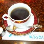 紙ふうせん - コーヒー