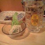 月島 鶴ちゃん - ポテトサラダ
