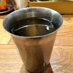 ロータスパレス - なんかおいしいお茶?