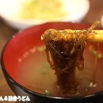 ゆんたく亭 - 2015年5月 もずくスープ