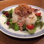 アジアン麺茶 - ベトナムそぼろごはん