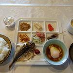 サンハトヤホテル - 朝食