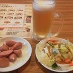 老媽味道 - 2015.5 今月は生ビール199円でした      ☆kame☆様 情報ありがとう