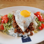 ジョジョズ カフェ&バー - タコライス 1000円