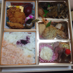 旬菜和食 夢咲屋 - 仕出し弁当(1500円)