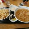 ウエスト - 料理写真:かき揚げ丼セット \710