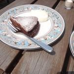 ミンガスコーヒー - ショコラケーキ