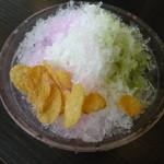 しゃぶ葉 - かき氷