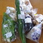 38300859 - 買った野菜たち