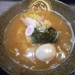 初代麺松 - あっさり中華そば