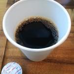 ルーメ - ランチ:コーヒー(セルフサービス)