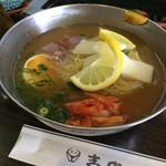 焼肉の吉田 - 冷麺❤︎
