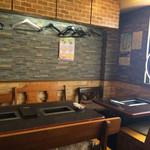 焼肉の吉田 - 2階席