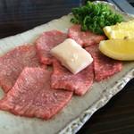 焼肉の吉田 - 塩タン❤︎